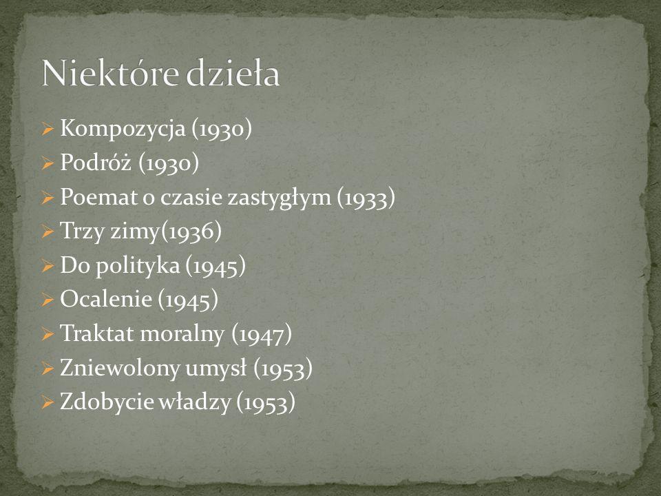 Czesław Miłosz w wakacje jeździł do Krasnogrudy.