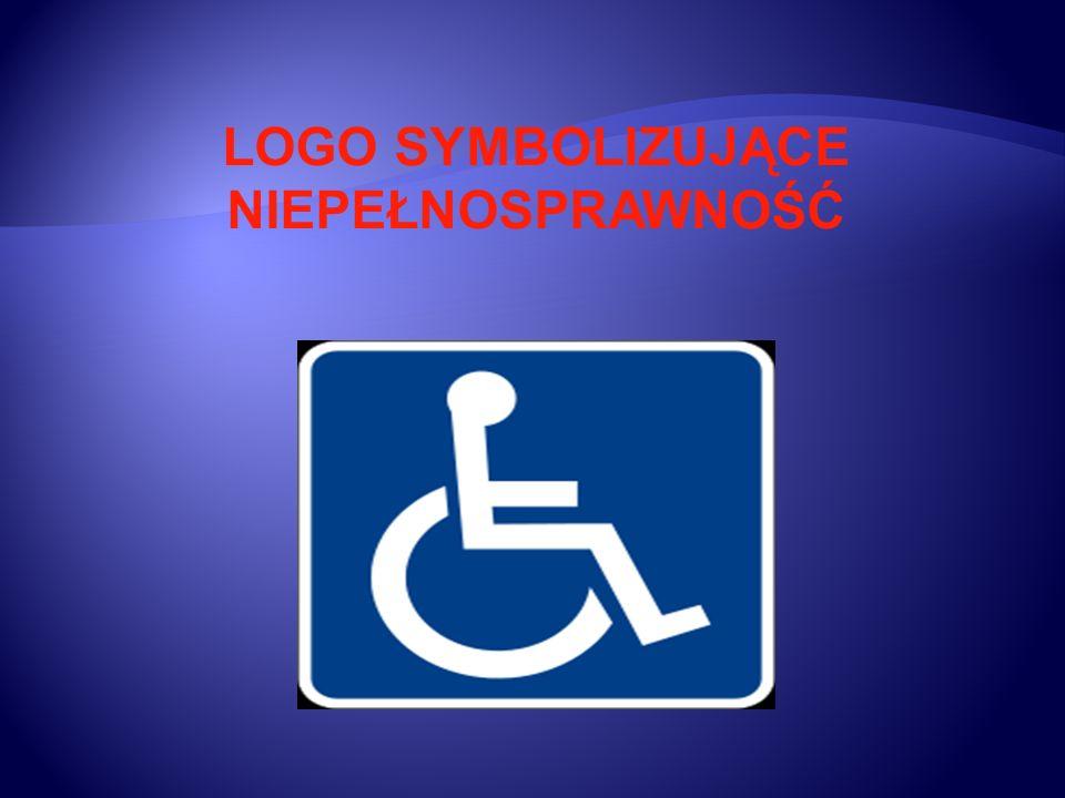 Rodzaje niepełnosprawności: 1.