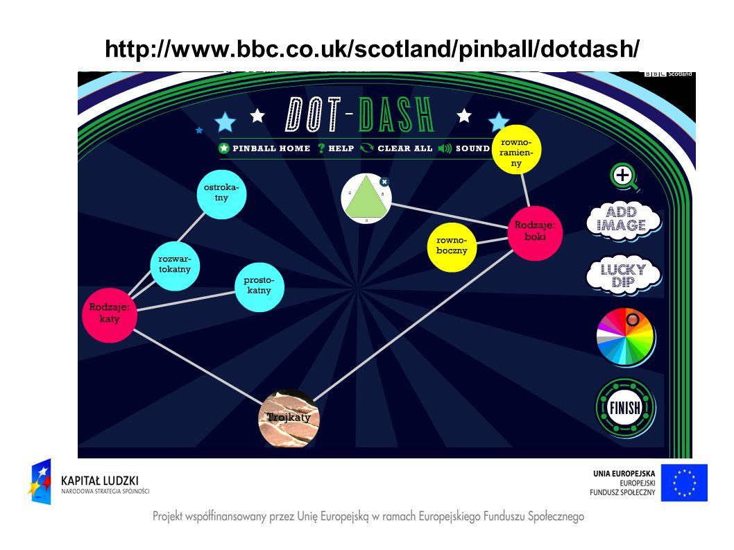http://www.bbc.co.uk/scotland/pinball/dotdash/