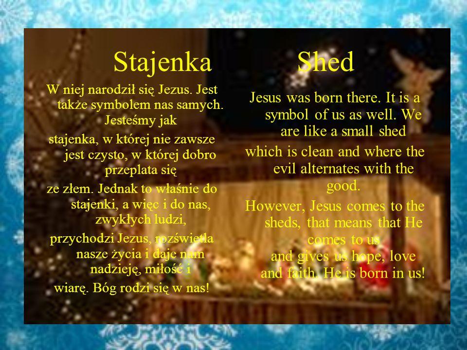 Pasterka Christmas Midnight Mass Tradycyjna msza odprawiana w nocy z 24 na 25 grudnia.