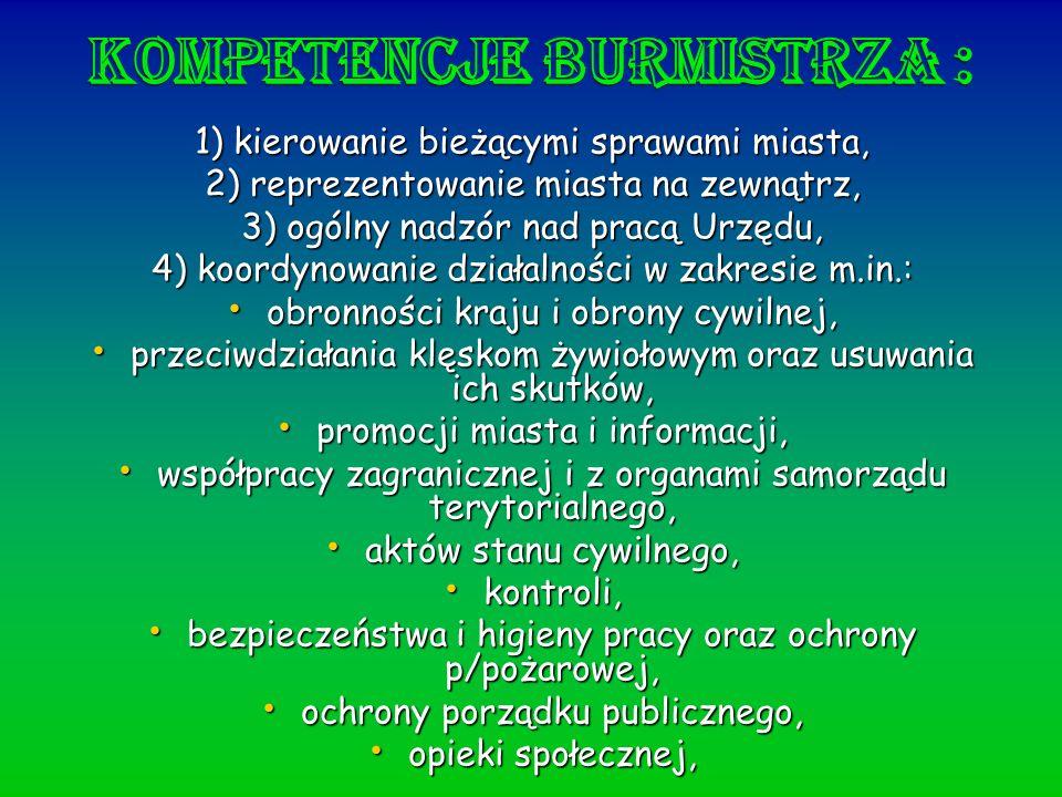 Rada Miejska (gminy) Cieszyna jest to organ stanowiący i kontrolny.