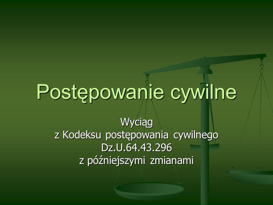 Postępowanie w sprawach z zakresu regulacji telekomunikacji i poczty Art.