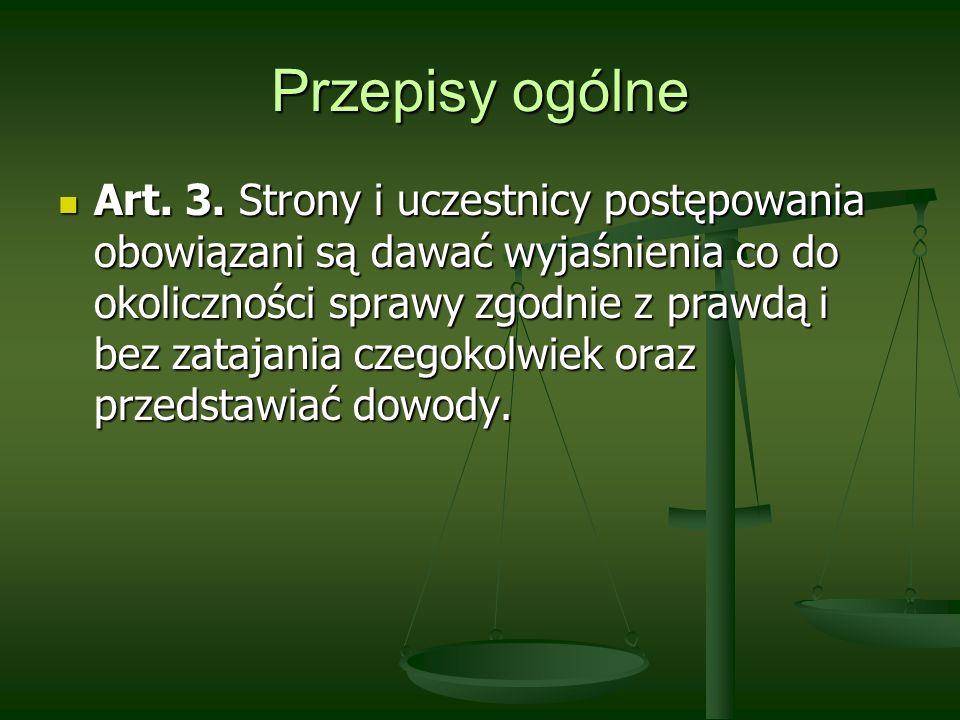 Przepisy ogólne Art.5.