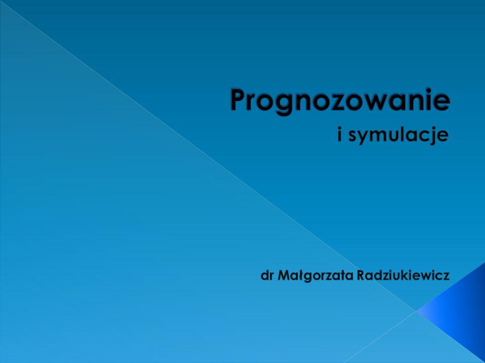Prognoza (z gr.