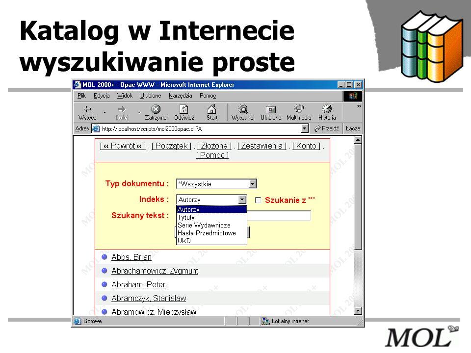 Typ dokumentu – domyślnie pokazywane są wszystkie rodzaje dokumentów /*Wszystkie/ można ograniczyć zakres przeglądanych informacji i wybrać jeden z typów dokumentów np.