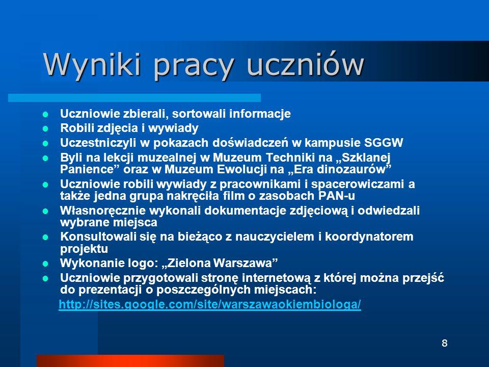 9 Autorzy: Jakub Karabuła i Aleksander Nitecki Pałac Kultury i Nauki GODZINY OTWARCIA Plac Defilad 1 wtorek - sobota 8.00 - 16.00 00-110 Warszawa niedziela - 10.00 - 14.30 TELEFON: (22) 656 66 37, poniedziałek i dni świąteczne - fax: (22) 620 6225 nieczynne E-MAIL: muzewol@paleo.pan.pl INTERNET: www.muzewol.pan.pl CENY BILETÓW normalne 8 zł ulgowe (dla młodzieży i grup zorganizowanych) 5 zł