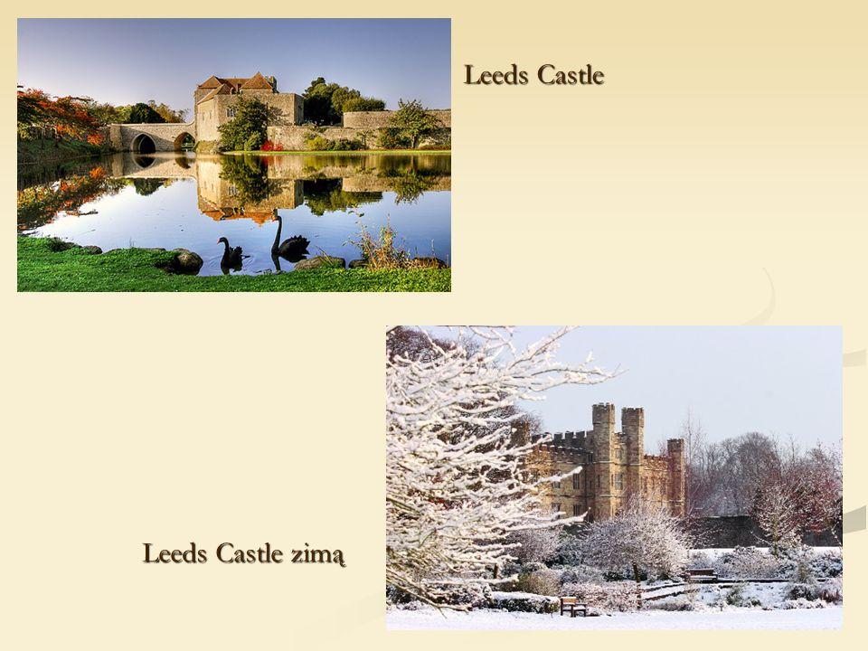 Anglia jest krajem nie tylko z atrakcyjnymi turystycznie terenami, zapierającymi dech w piersiach widokami, ale także krajem, który posiada ogromną il