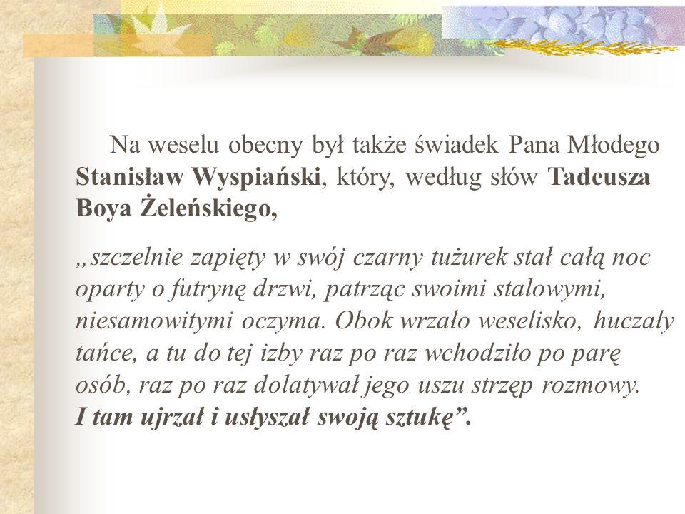 Dworek Tetmajerów odkupili w 1908 r. Rydlowie. Od 1969 r. mieści się tu Regionalne Muzeum Młodej Polski Rydlówka. Co roku 21 listopada (dzień czepin)