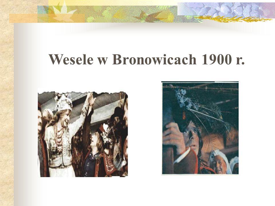 Temat: Wesele w bronowickiej chacie Klasa: klasy ponadgimnazjalne Autor: Joanna Kurzyniewska Zespół Szkół Technicznych i Ogólnokształcących nr 1 im. W
