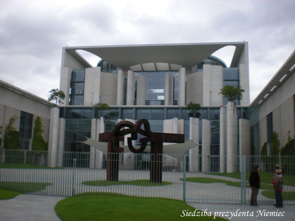Siedziba prezydenta Niemiec