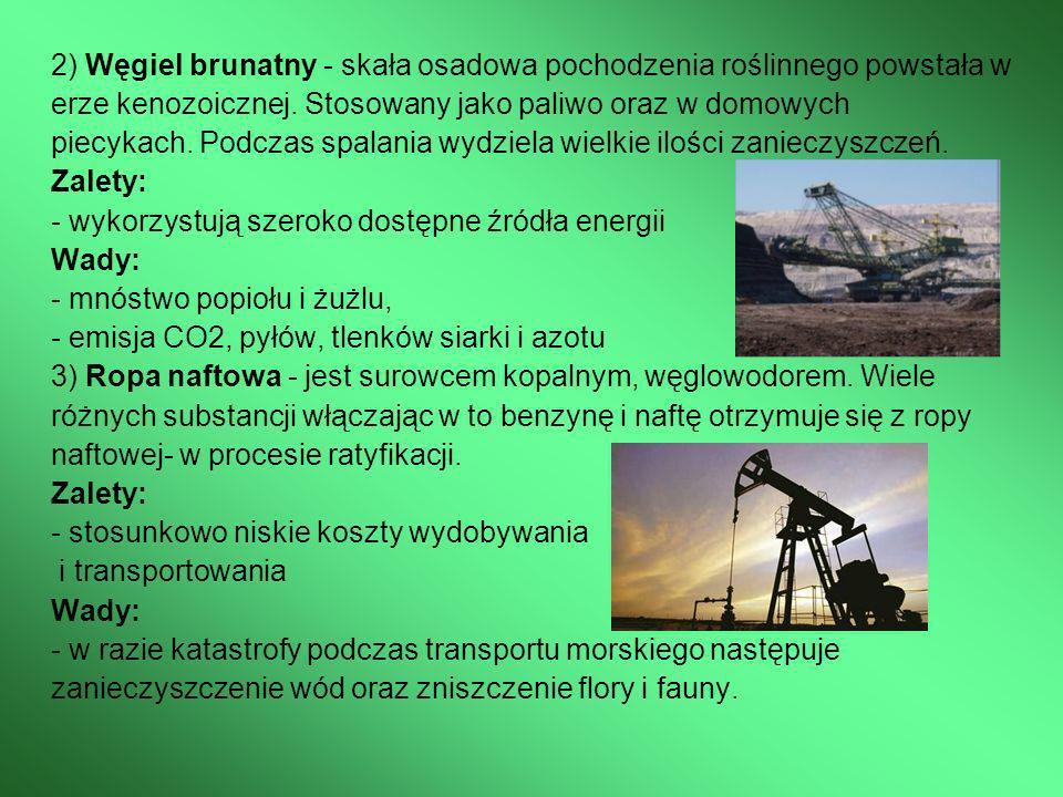 Co jest złego w nieodnawialnych źródłach energii.