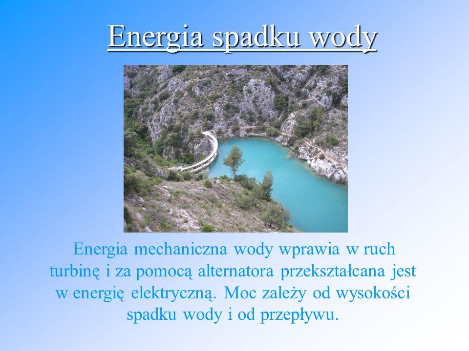 Turbina wiatrowa Budowa turbiny: 1.Fundament 2. Wyjście do sieci elektroenergetycznej 3.