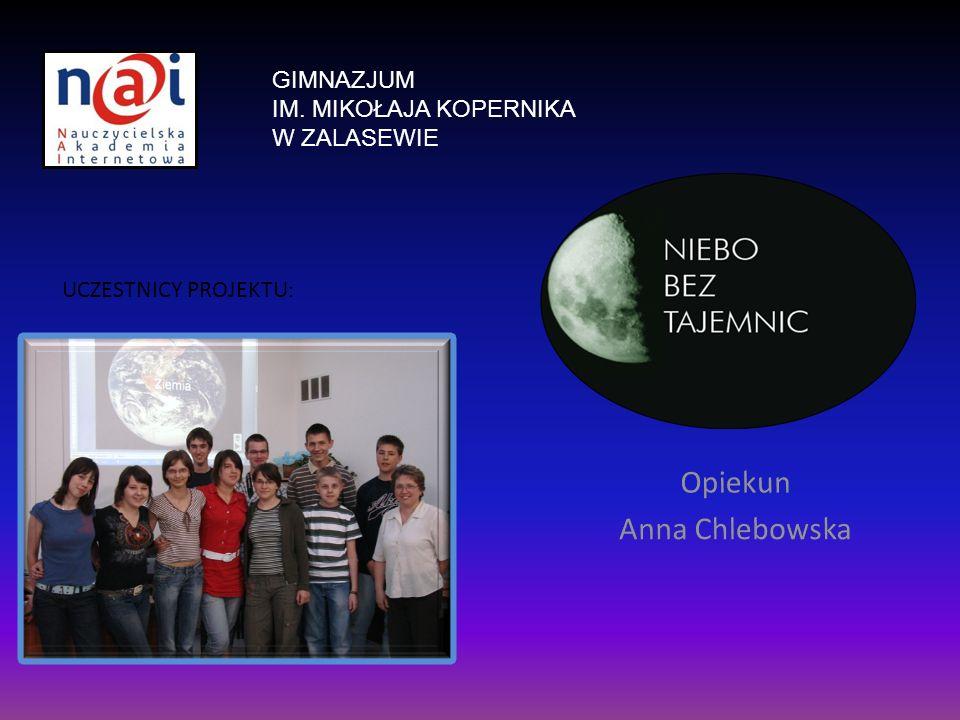 Realizowaliśmy tematy Obserwacja, fotografowanie, rozpoznawanie oraz nazywanie gwiazdozbiorów i najjaśniejszych gwiazd na niebie.