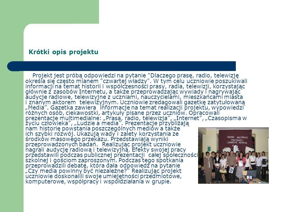 REZULTATY PRACY UCZNIÓW – wykresy obrazujące wyniki badania opinii publicznej Ulubione czasopismo wśród uczniów i dorosłych mieszkańców Żelechowa