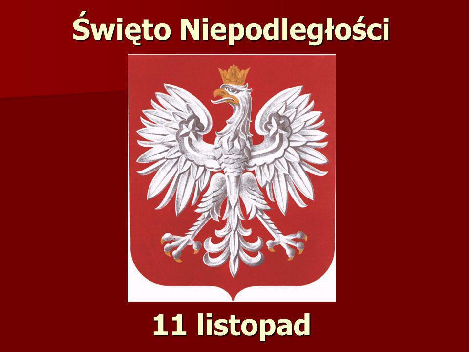 Święto Niepodległości 11 listopad