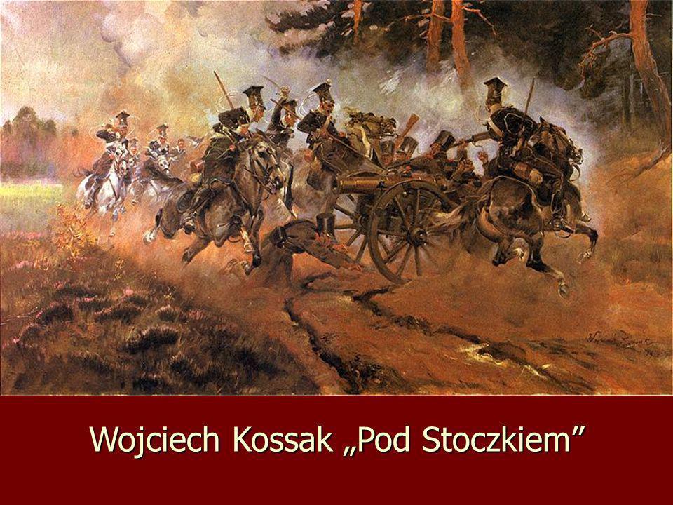 Wojciech Kossak Pod Stoczkiem