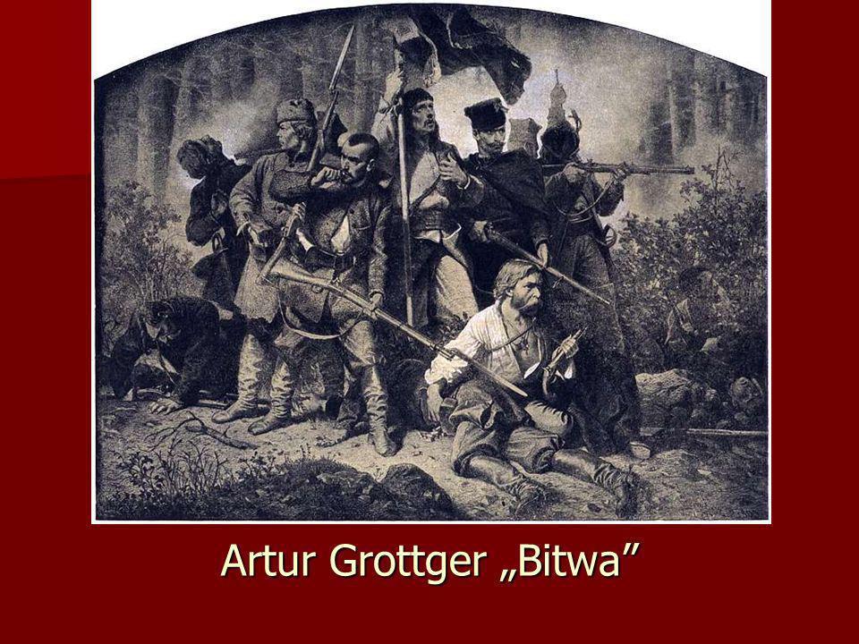 Artur Grottger Bitwa