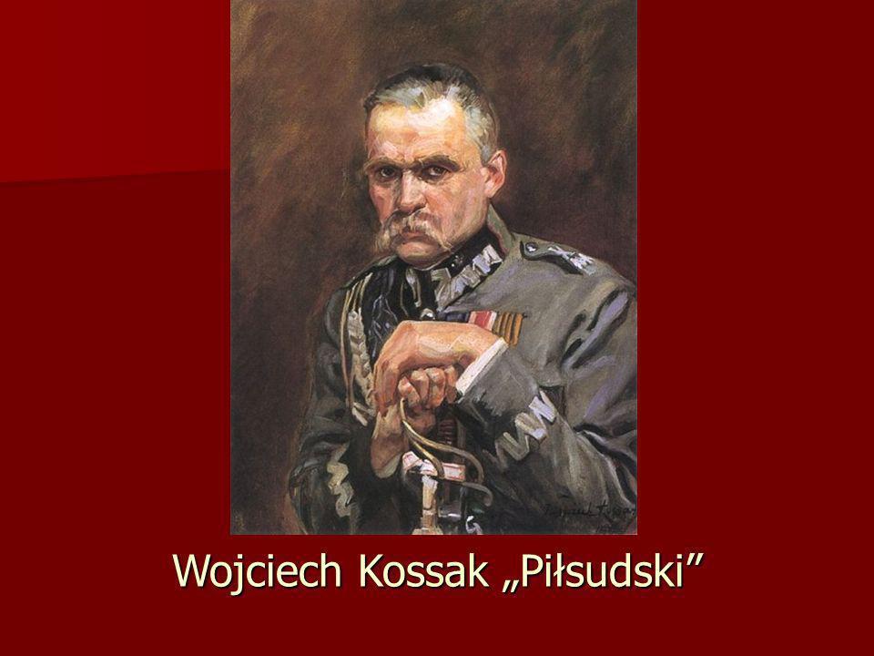 Wojciech Kossak Piłsudski