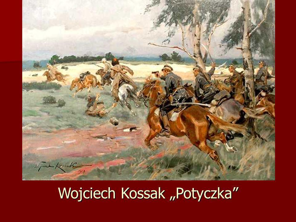 Wojciech Kossak Potyczka