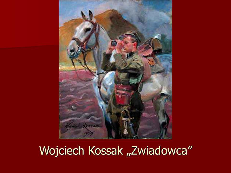 Wojciech Kossak Zwiadowca