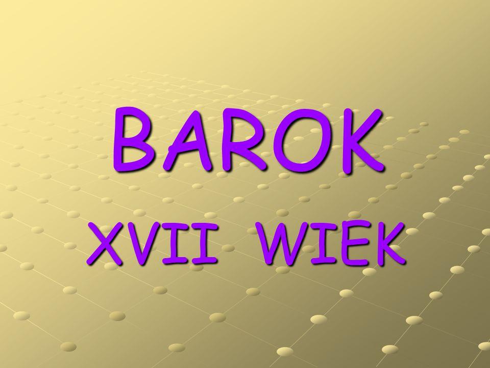 BAROK XVII WIEK