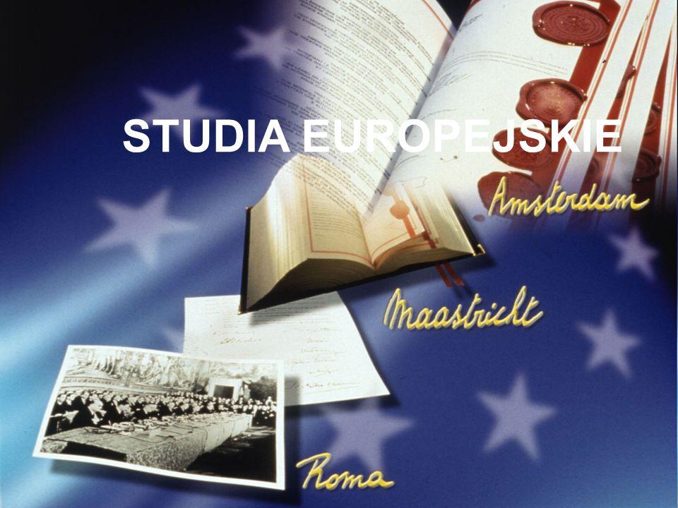 STUDIA EUROPEJSKIE
