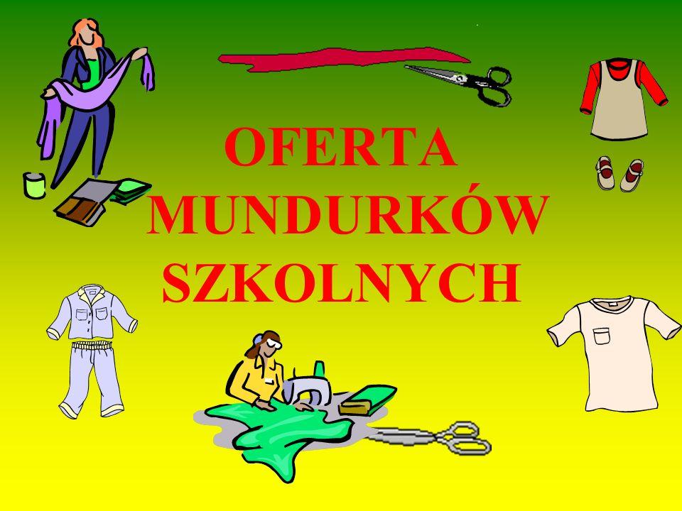 Kamizelki Rozmiar cena 98-122 20,00 128-140 23,00 146-158 24,00 164-182 29,00 http://www.mirror.net.pl/mundurki-szkolne.html
