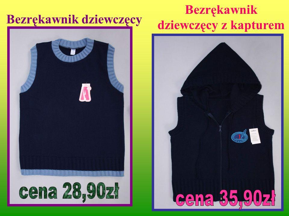 Przedstawiamy Państwu kolekcję naszej linii odzieży szkolnej A+. Niestety, z powodu niewielkiej liczby uczniów, nie możemy służyć pełną ofertą. Spowod