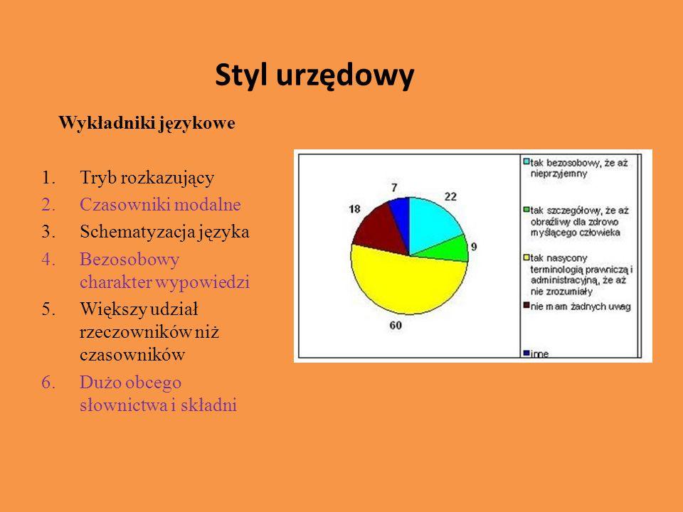 Styl reklamowy Kod językowy w reklamie: Środki językowe: Twierdzenia, presupozycje i sądy implikowane, Implikatury konwersacyjne Środki parajęzykowe fonicznegraficzne