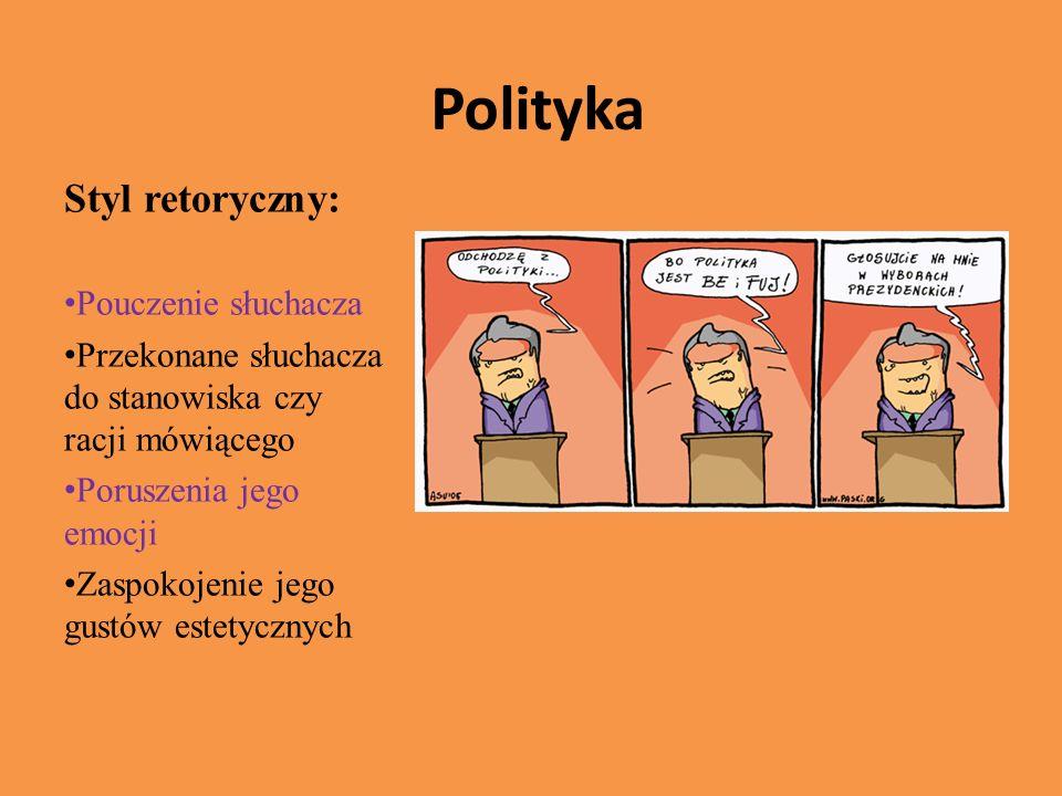 Polityka Nowomowa: Fun.