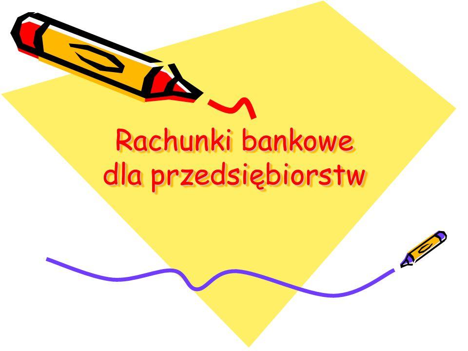 Plan wykładu Wprowadzenie – pojęcia podstawowe Rodzaje rachunków bankowych Przesłanki wyboru rachunku bankowego Rozliczenia gotówkowe i bezgotówkowe na rachunkach bankowych