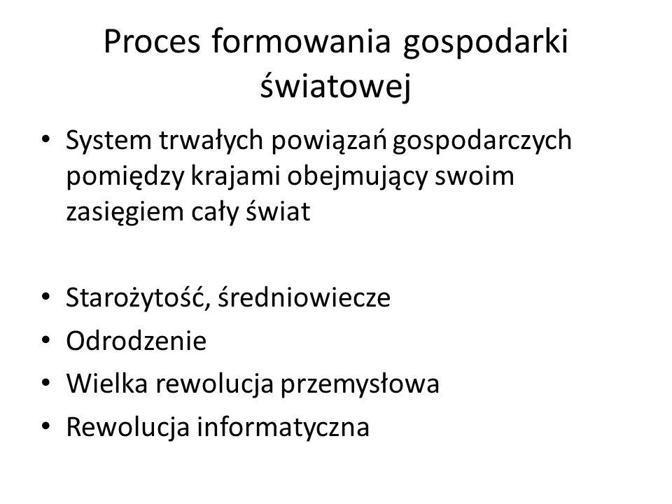 Przedmiot ekonomii Zajmuje się ustaleniem prawidłowości rządzących procesami gospodarczymi.