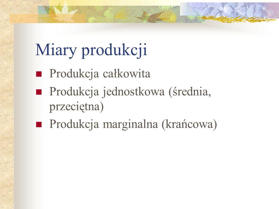 Nakłady stałe Zużywają się w jednym cyklu produkcyjnym a ich wartość jest od razu przenoszona na wartość wytworzonego produktu