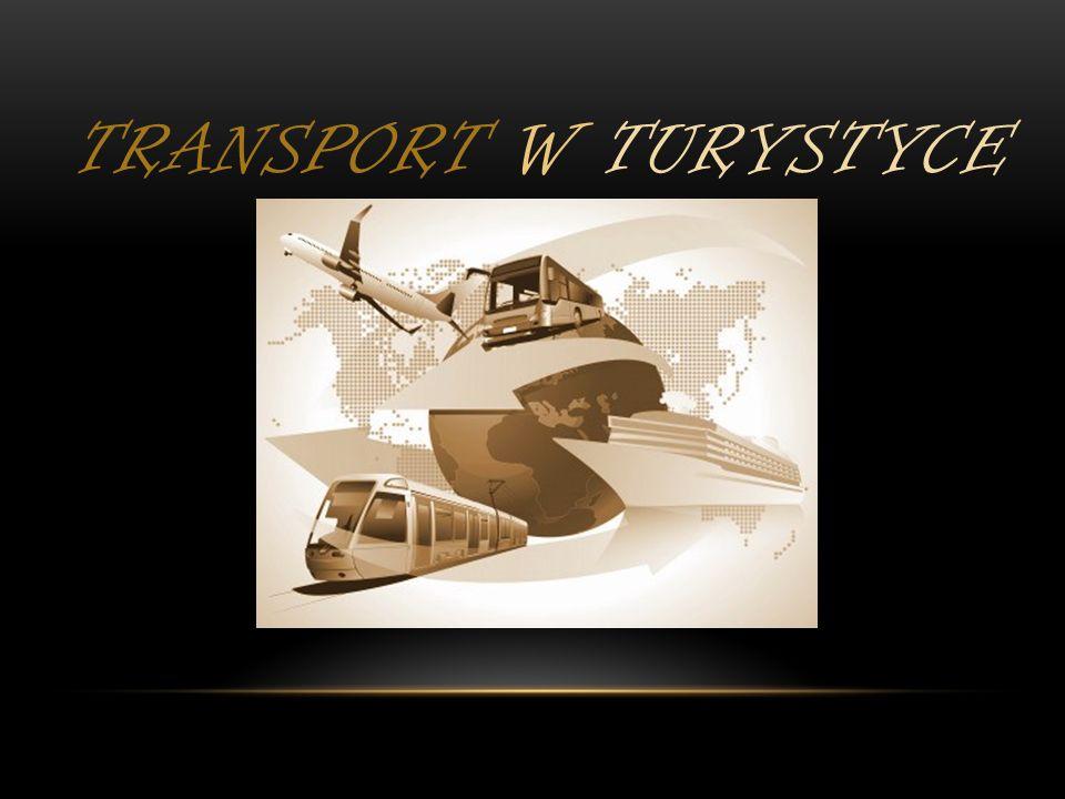 TRANSPORT W TURYSTYCE