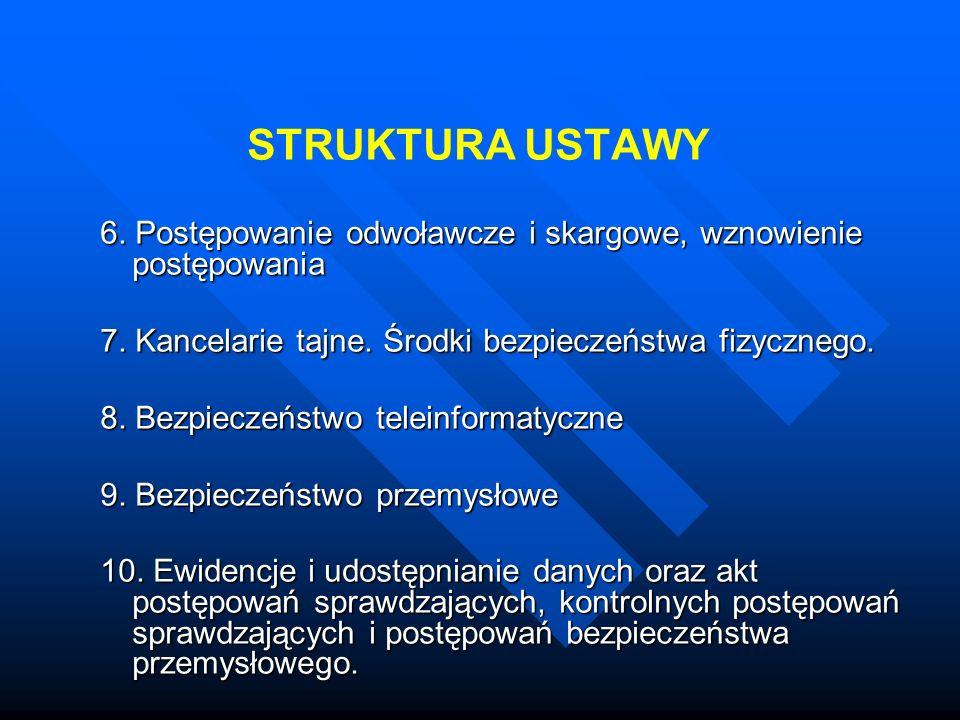 4) zaświadczenie o przeszkoleniu w zakresie ochrony informacji niejawnych przeprowadzonym przez ABW albo SKW, a także przez byłe Wojskowe Służby Informacyjne.