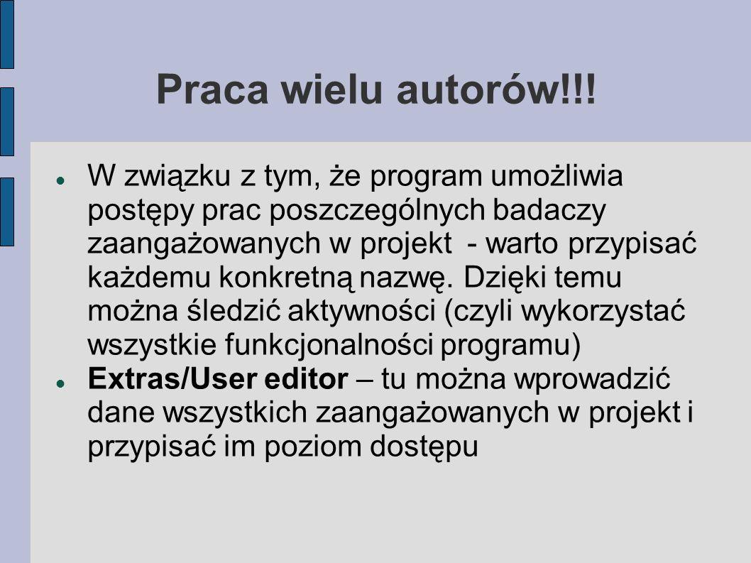 Praca wielu autorów!!.