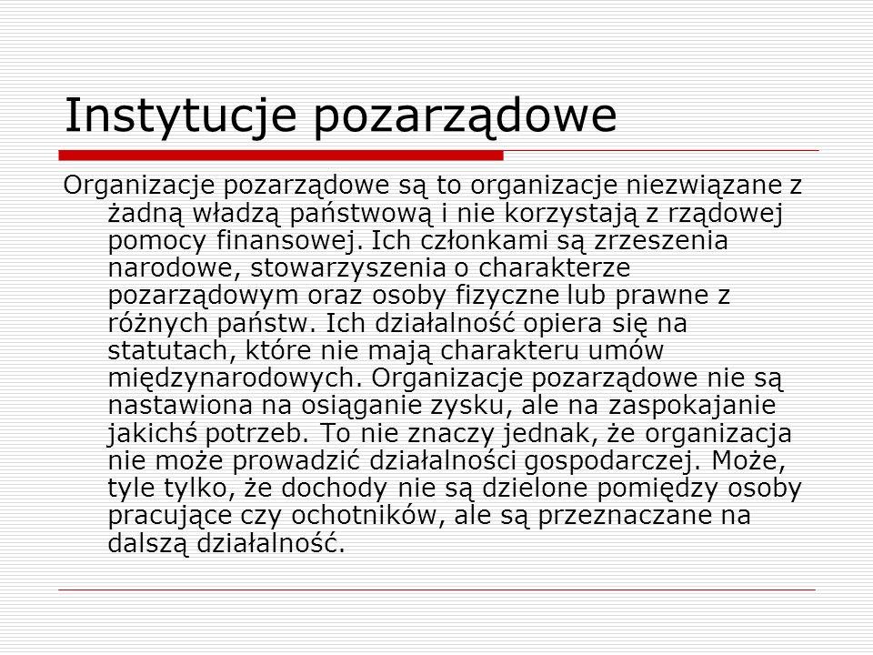 POT (Polska Organizacja Turystyczna) Jest to wyspecjalizowana organizacja rządowo-samorządowa, której celem jest wypromowanie Polski jako kraju atrakcyjnego dla turystów.