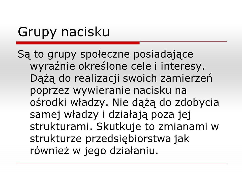 W otoczeniu każdego przedsiębiorstwa turystycznego w Polsce funkcjonuje szereg wyspecjalizowanych jednostek zajmujących się rozwojem turystyki, są to: POT jako organizacja rządowo-samorządowa.