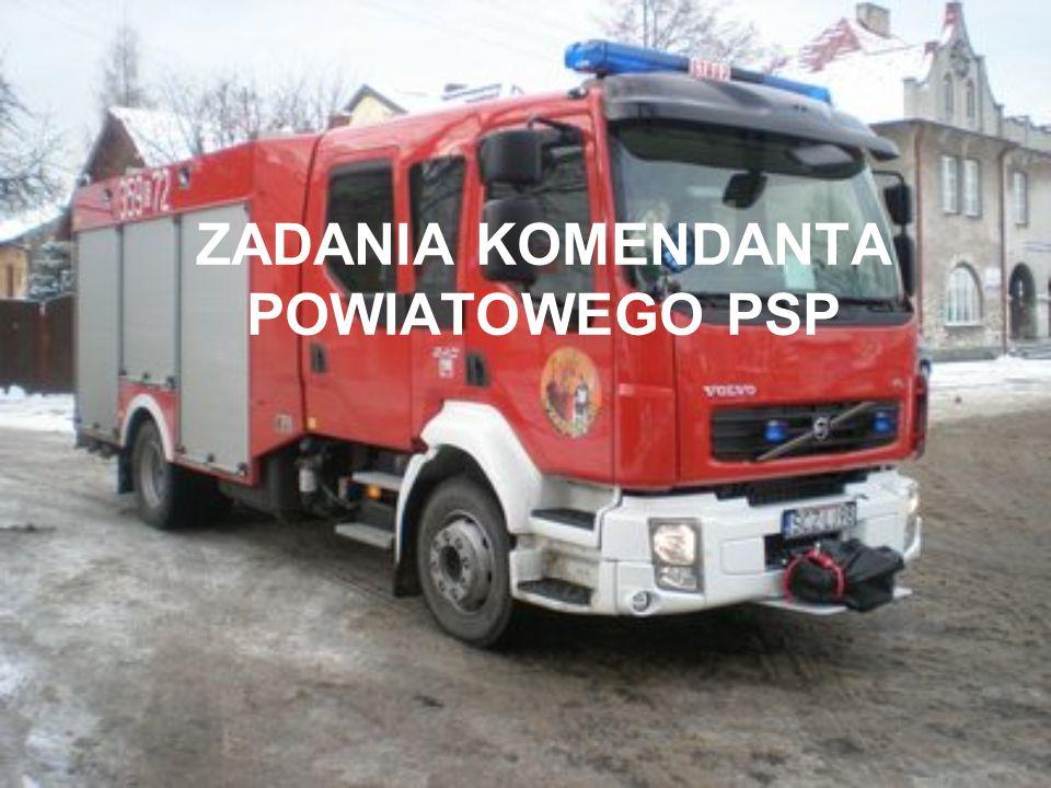 kierowanie jednostek organizacyjnych PSP z obszaru województwa do akcji ratowniczych i humanitarnych poza granicę państwa, na podstawie wiążących Rzec