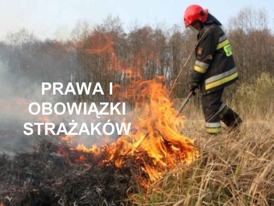 Do służby kandydackiej PSP może być przyjęta osoba: Na podstawie dobrowolnego zgłoszenia, Posiada obywatelstwo polskie, Niekarana za przestępstwo Posi