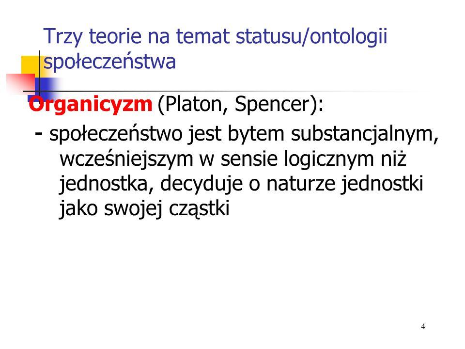Postawa DEF.II - Jan Turowski, Socjologia.