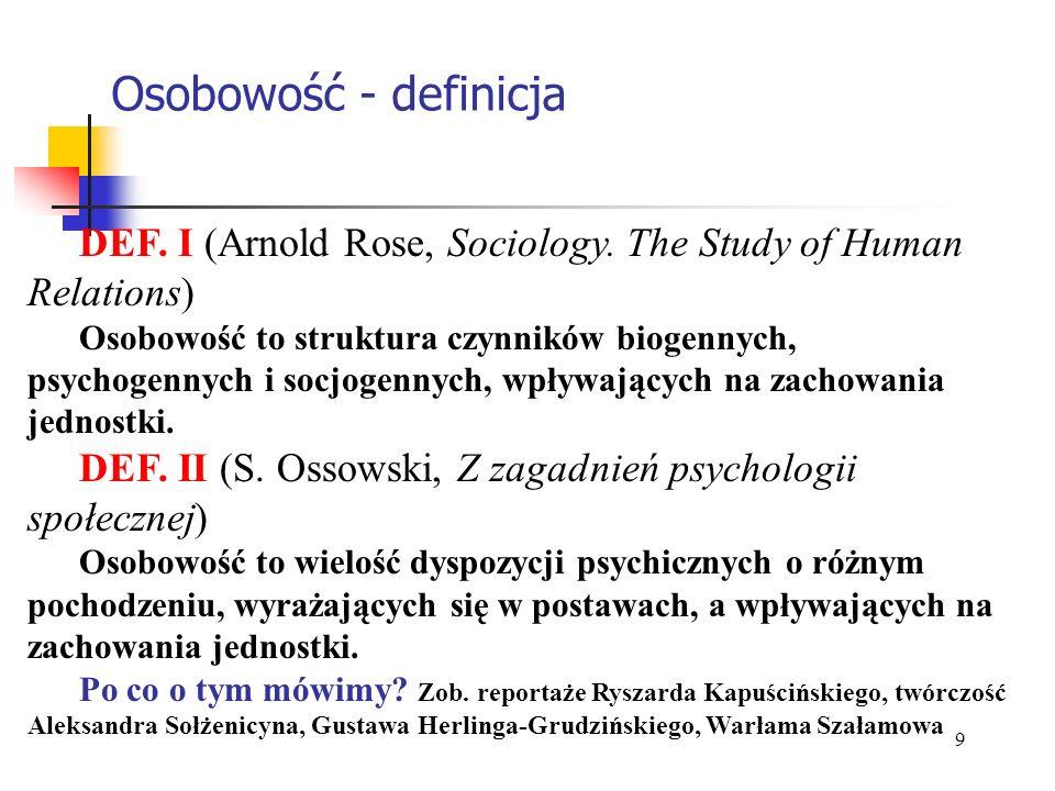 Osobowość: przykład artykułu - sylwetki Weekendowa Gazeta Wyborcza, tekst Pawła Wrońskiego Mario z zakonu sprawiedliwych o Mariuszu Kamińskim: 1.