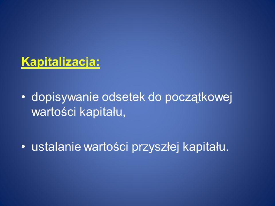 Przykład Lokuję 10 000 zł w fundusz na okres 4 lat.