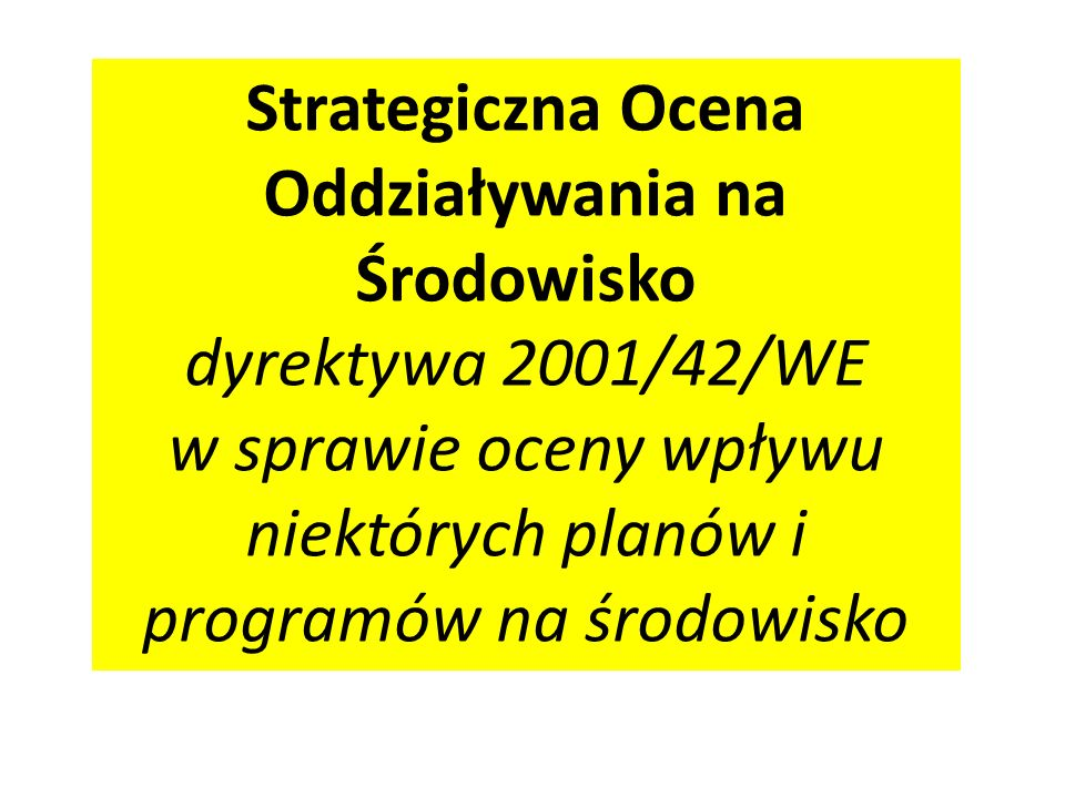 Konsultacje (4) Konsultacje transgraniczne (Art.