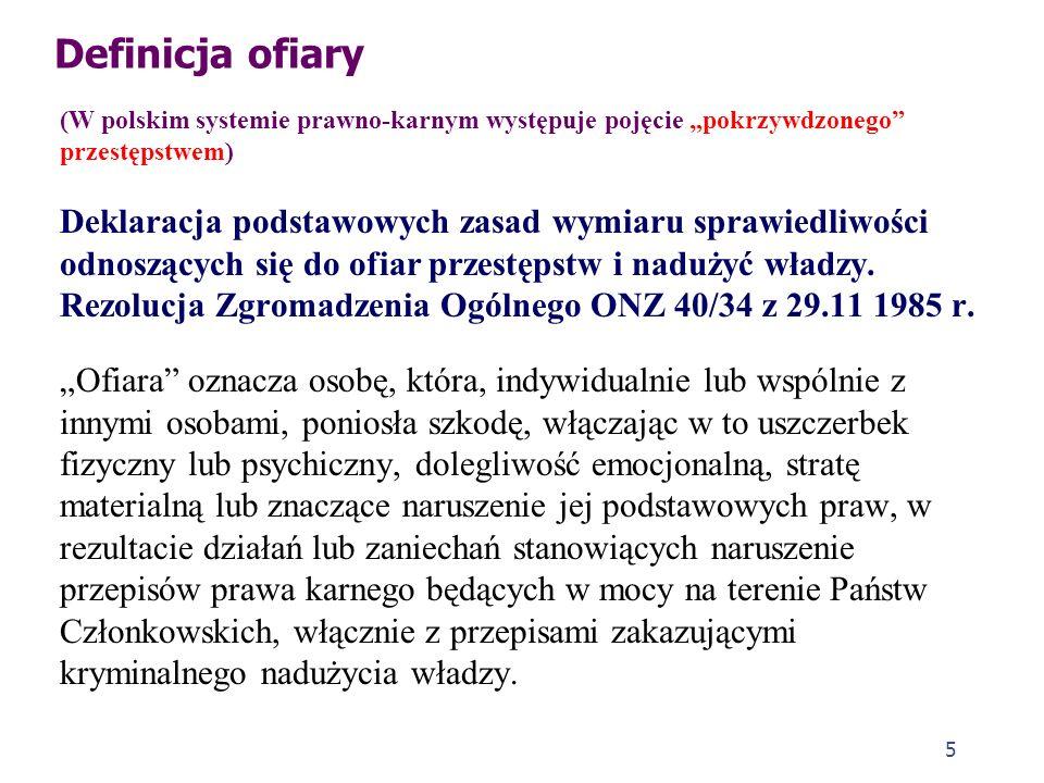 25 Wyniki badań z lat 80./90.nad strachem przed przestępczością cd.