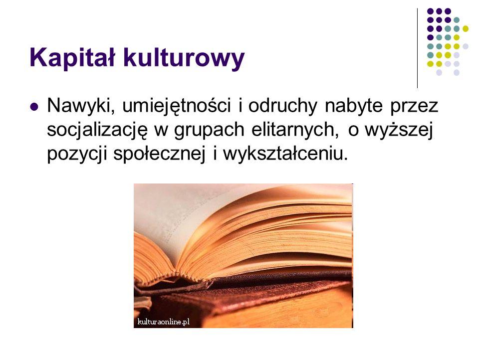 Kapitał społeczny studentów WSIiZ ;) Źródło: Raport z badań Sylwetka studenta WSIiZ, Rzeszów 2009, Zespół ds.