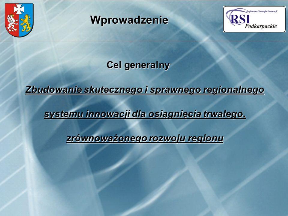 system monitoringu i ewaluacji RSI stanowić będzie ważny instrument kontroli poziomu wdrożenia RSI.
