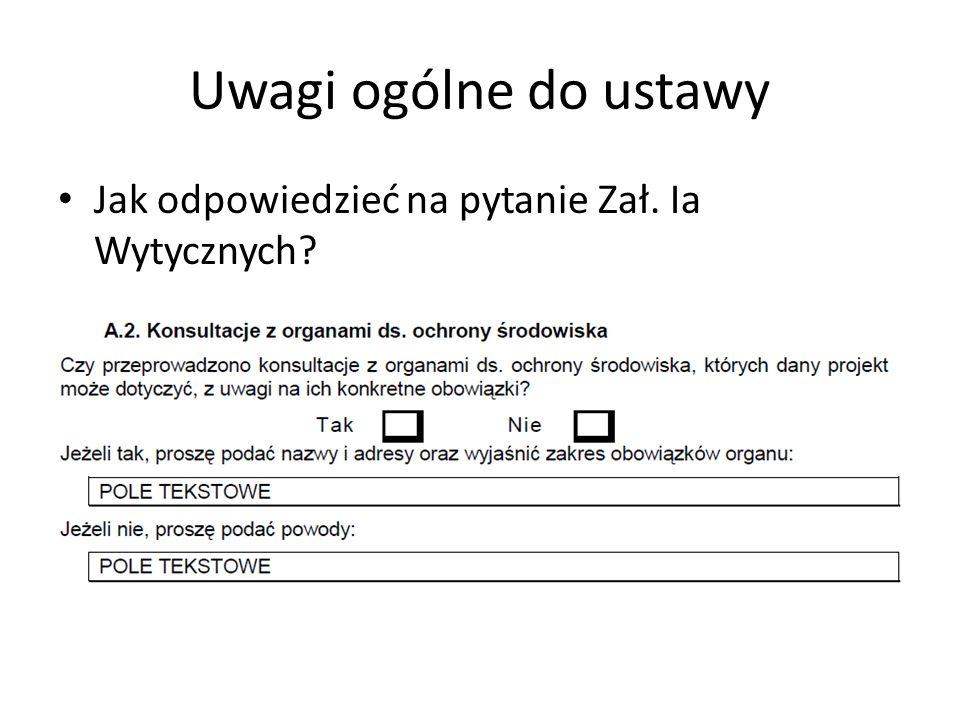 Analiza wybranych zaleceń Wytycznych