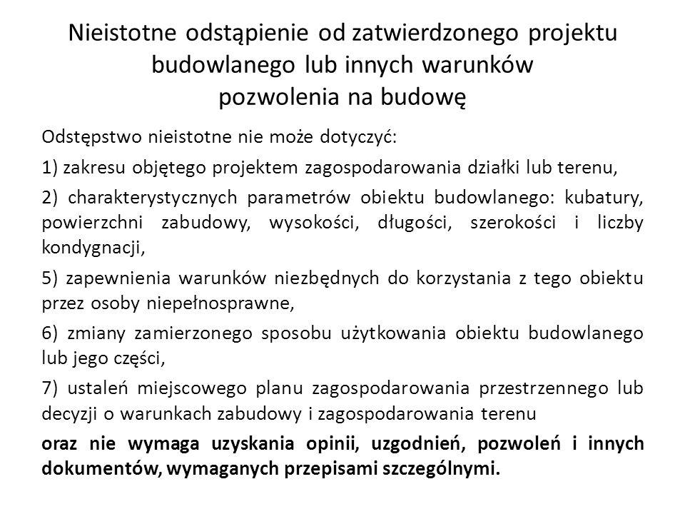 Dzielenie projektów Art.46 ust.