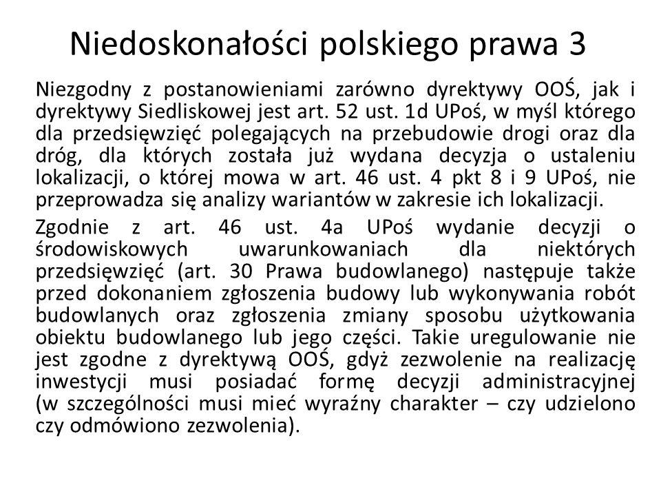 Niedoskonałości polskiego prawa 4 Art.1 ust.